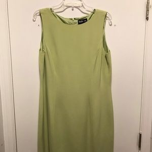 NWT Style & Co. Light Green Sheath Dress